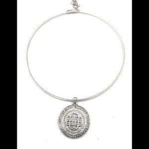 Dana Buchman reversible necklace z10 6004